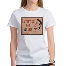 Autistics for Obama Tee