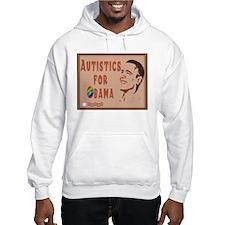 Autistics for Obama Hoodie