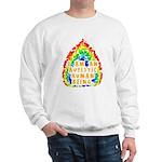 Autistic Human Being Sweatshirt