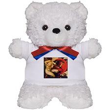Wounded Amazon Teddy Bear