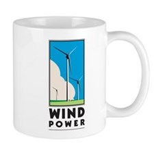 Wind Power Mug