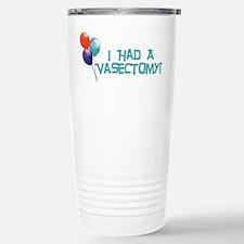 Vasectomy Travel Mug