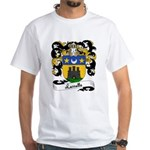 Lassalle Family Crest White T-Shirt