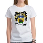 Lassalle Family Crest Women's T-Shirt