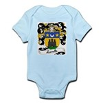 Lassalle Family Crest Infant Creeper