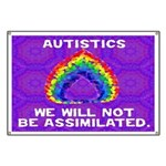 We Will Not Be Assimilated Banner