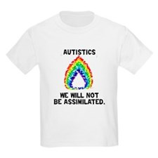 We Will Not Be Assimilated T-Shirt