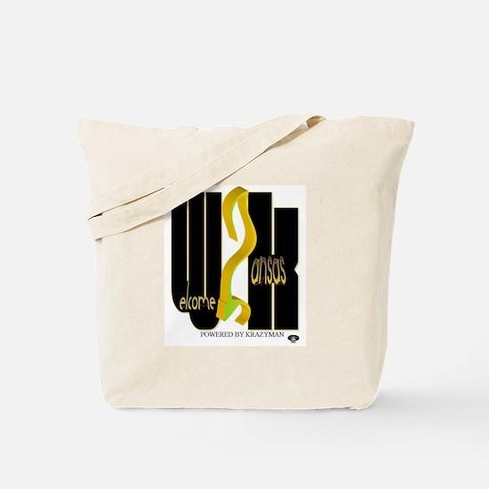 W2K Tote Bag