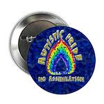 """Autistic Pride 2.25"""" Button"""