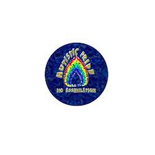 Autistic Pride Mini Button (10 pack)