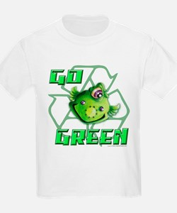 Kids Go Green T-Shirt