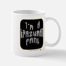 Krazyman Fan Mug