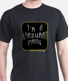 Krazyman Fan T-Shirt