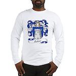 Latour Family Crest Long Sleeve T-Shirt
