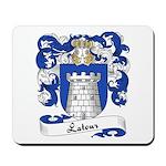 Latour Family Crest Mousepad