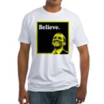Believe Fitted T-Shirt