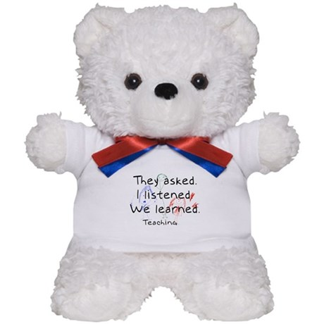 Teaching Teddy Bear