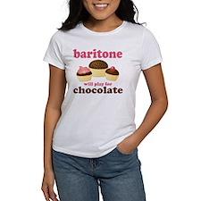 Funny Baritone Tee