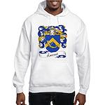 Laurent Family Crest Hooded Sweatshirt