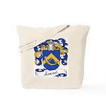 Laurent Family Crest Tote Bag