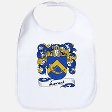 Laurent Family Crest Bib