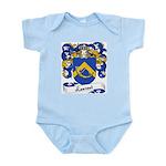 Laurent Family Crest Infant Creeper