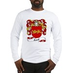 Laval Family Crest Long Sleeve T-Shirt