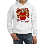 Laval Family Crest Hooded Sweatshirt