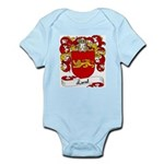 Laval Family Crest Infant Creeper