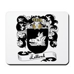 Leblond Family Crest Mousepad
