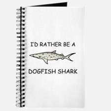 I'd Rather Be A Dogfish Shark Journal