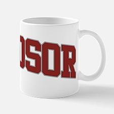 WINDSOR Design Mug
