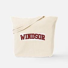 WINDSOR Design Tote Bag