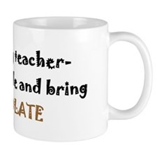 Mug - mom teacher