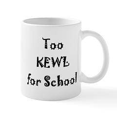 Mug - too kewl