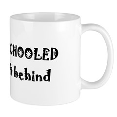 Mug - left behind