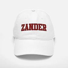 ZANDER Design Baseball Baseball Cap