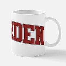 WORDEN Design Mug