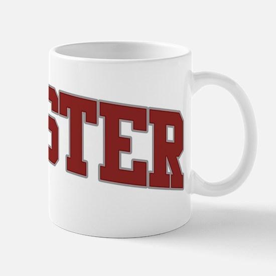 WOOSTER Design Mug