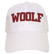 WOOLF Design Baseball Cap