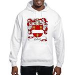 Lebrun Family Crest Hooded Sweatshirt