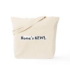 Tote Bag - home kewl