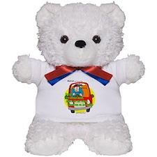 Driving Safety Teddy Bear