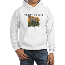 I'd Rather Be A Dik-Dik Jumper Hoody