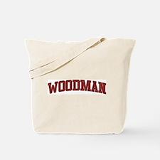 WOODMAN Design Tote Bag
