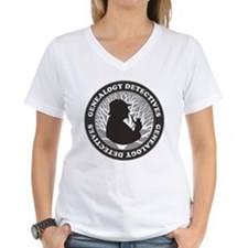 Genealogy Detectives Shirt