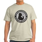 Genealogy Detectives Light T-Shirt