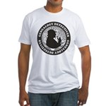 Genealogy Detectives Fitted T-Shirt