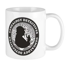 Genealogy Detectives Mug