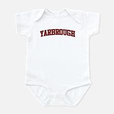 YARBROUGH Design Infant Bodysuit